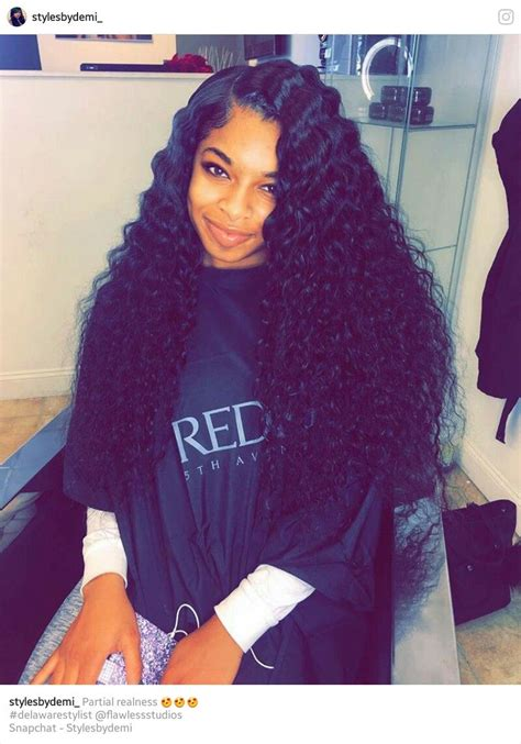 Sew In Hairstyles For Prom by Follow Ya For More Bomb Pins Yafavpinner