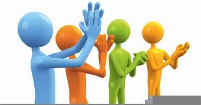 Recognition Clipart Job Team Praise Employee Program
