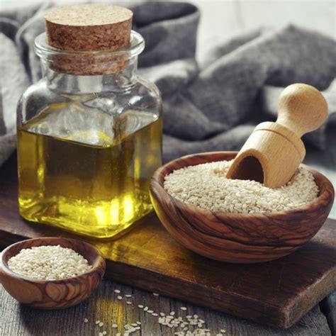huile de sesame en cuisine les bienfaits de l 39 huile de sésame