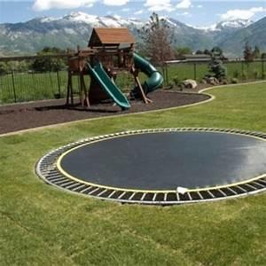 In Ground Trampolin : in ground trampoline dream house pinterest ~ Orissabook.com Haus und Dekorationen