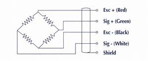6 Wire Load Cell Diagram