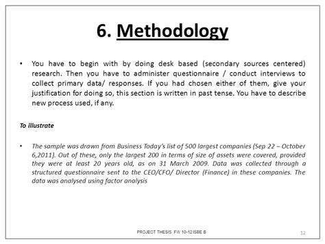 Example Of Methodology In Proposal Controversial Topics