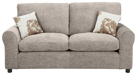 2 Seater Sofa Argos by Argos Home Tessa 2 Seater Fabric Sofa Bed Mink 4240677