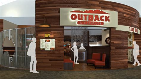 Outback Steakhouse president says having a unit in TIA ...