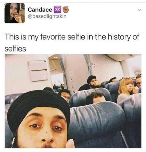 Dirty Girl Meme - selfie on tweet