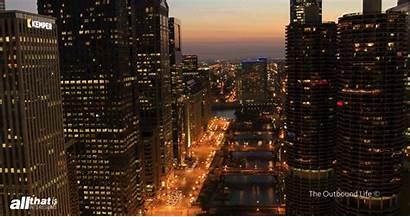 4k Gifs Stunning Chicago