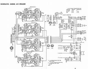 Hammond C2 To 9 Pin 610 Leslie