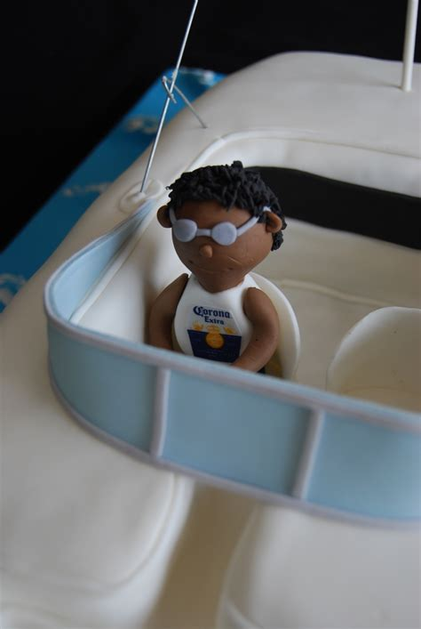 Speed Boat Birthday Cake by Speedboat Cake Cakecentral