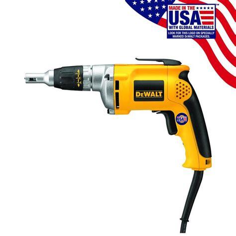 shop dewalt  amp   keyless corded drill  lowescom