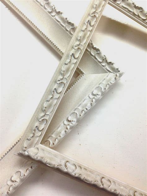 shabby chic photo frames uk new shabby chic vintage frames the wall space picture frames blog