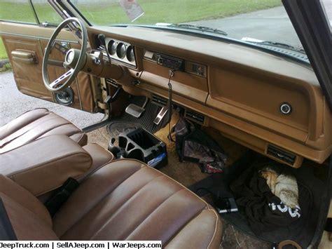 jeep cherokee chief interior passenger interior