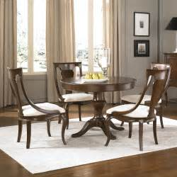 cherry dining room set drew cherry grove ng 5 dining room set in brown beyond stores