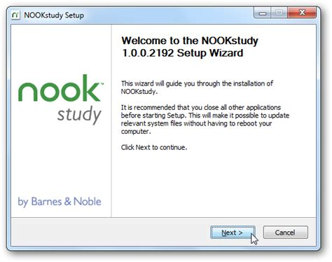 Read All Your Ebooks On Nook For Pc And Portable Devices