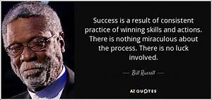 TOP 25 QUOTES B... Bill Russell Basketball Quotes