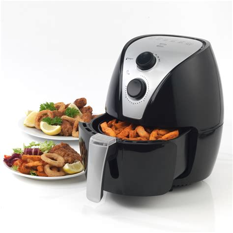fryer air cooking healthy salter litre 1500 power appliances pro electric kitchen health basket amazon enlarge