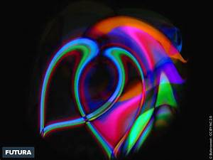 Fond d39ecran coeur fluorescent for Forum plan de maison 15 fond decran fluorescence