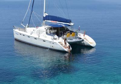 Privilege 465 Pantharei Luxury Yacht Charter Croatia