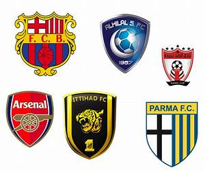 20 Best Football Club Logo Designs for Inspiration in ...