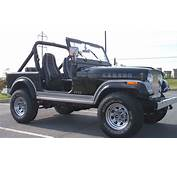 Jeep CJ 7 Laredo Photos Reviews News Specs Buy Car