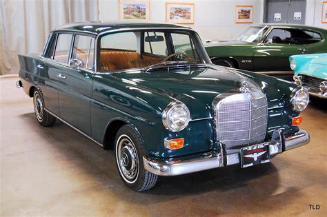 1966 Mercedes-Benz 200