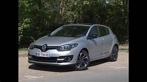 Essai Renault M U00e9gane 1 2 Tce 130 Edc 2014