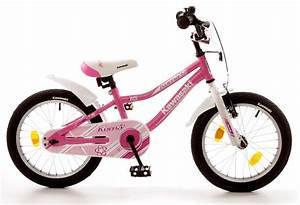 Fahrradständer 16 Zoll : 16 zoll m dchen rad kawasaki kuma mit prallschutz von ~ Jslefanu.com Haus und Dekorationen