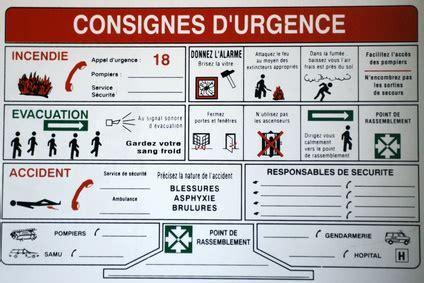 plan cuisine collective affichage obligatoire entreprise les affichages