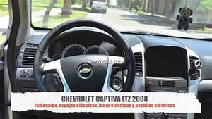 Chevrolet Captiva Ltz 2008 Motor 3200 Color Plata