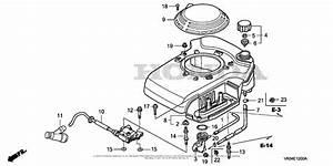 Honda Hrc216k2 Hxa Lawn Mower  Usa  Vin  Maka