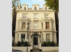 David and Victoria Beckham's new London home has four nail