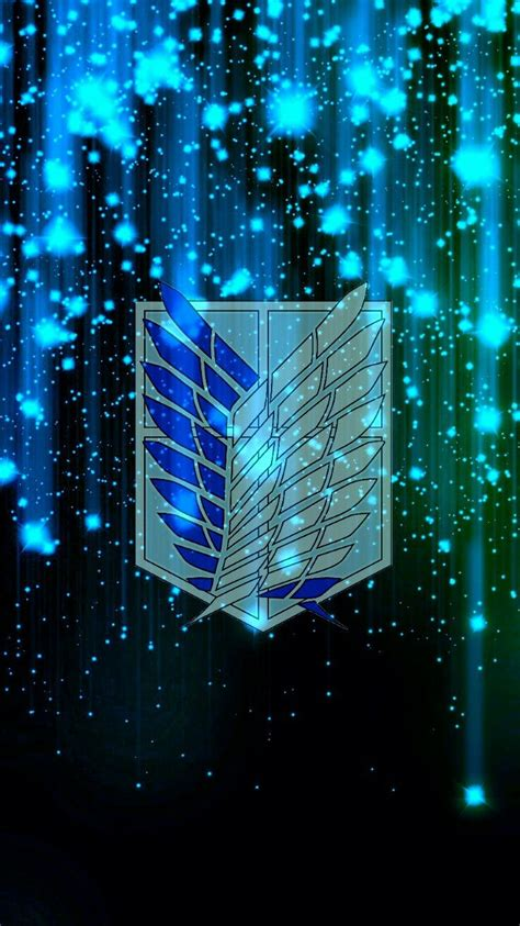 wallpaper wings  freedom attack  titan shingeki
