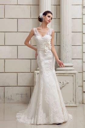 illusion open    neck white lace mermaid wedding
