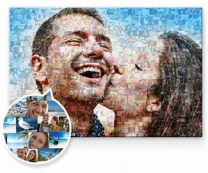 Mosaico Collage Mosaic Mosaique Landing Tu