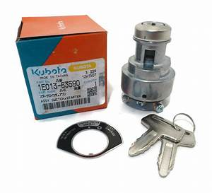 New Kubota Ignition Starter Key Switch For Grasshopper