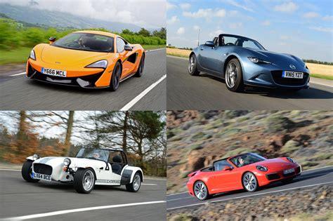 sports cars  auto express