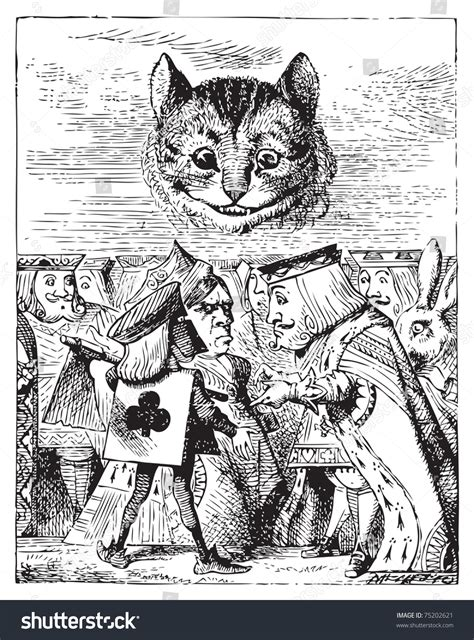 Executioner Argues With King About Cutting Off Cheshire