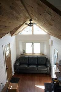 The Modern Farmhouse By Liberation Tiny Homes