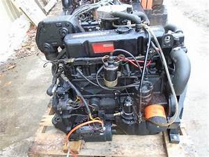Mercruiser 3 0l 140hp Mercruiser 140 Hp 3 0 Engine Motor