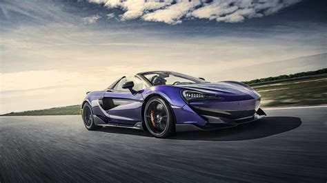mclaren lt spider lantana purple   wallpaper hd
