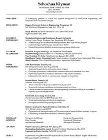 Engineering Technician Cover Letter Mechanical Engineering Student Resume Http Jobresumesle 946 Mechanical Engineering