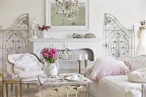 romantic elegant styling tips and seasonal changes With decoration salon style romantique
