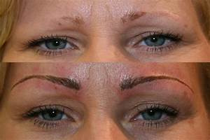 Pics For > Tattooed Eyeliner Gone Wrong