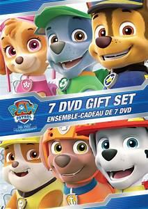 Paw Patrol Set : paw patrol 7 dvd gift set ~ Whattoseeinmadrid.com Haus und Dekorationen