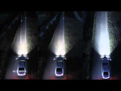 bmw  dynamic  headlights  lasers autoweek tv