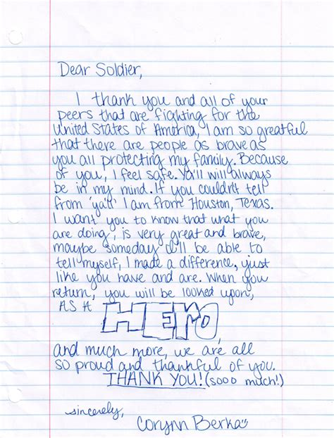 letters to soldiers home help our endure letters to our soldiers 79990