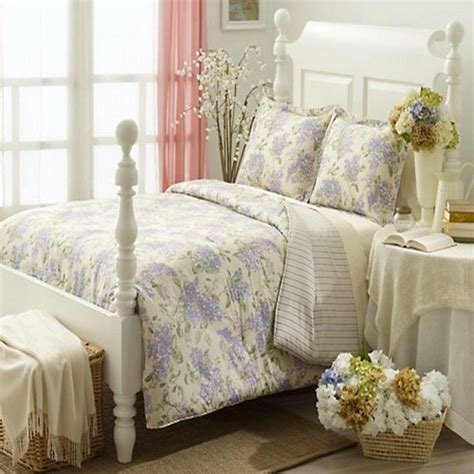 Ralph Lauren Cape Elizabeth Queen Comforter Bed In A Bag