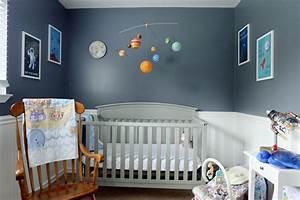 Space, Themed, Nursery