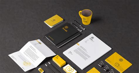 branding mockups psd templates design bump