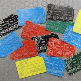 Mazda 5 Sport Fuse Box : nielex fuse box sticker for mazda miata mx5 89 05 rev9 ~ A.2002-acura-tl-radio.info Haus und Dekorationen