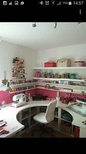 Nähzimmer Einrichten Mit Ikea : n hzimmer einrichten mit ikea n hen sewing pinterest bastelarbeiten hobby bastelraum und ~ Orissabook.com Haus und Dekorationen